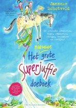 Superjuffie - Het nieuwe grote Superjuffie doeboek