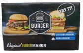 2 in 1 Burger Maker – Multi Burgermaker set – Hamburger Maker – Hamburgervormer – Hamburgers maken – Hamburgerpers – Stuffed Burger - Big Burger -  BPA free – 3 delig