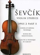 Op 35: with analytical exercises by Otakar Sevcik Op 19 Violin and Piano Violin Concerto in D Major