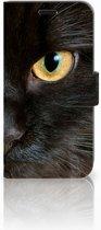 Huawei Nova uniek ontworpen telefoonhoesje Zwarte Kat