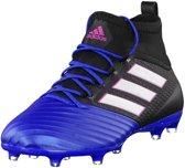 Adidas Voetbalschoenen Ace 17.2 Primemesh Fg Heren Zw/bl Mt 42