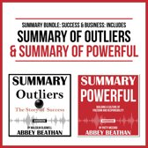 Summary Bundle: Success & Business: Includes Summary of Outliers & Summary of Powerful