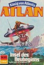 Atlan 413: Insel des Neubeginns (Heftroman)