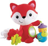 Fisher-Price Activity Vos - Knuffel