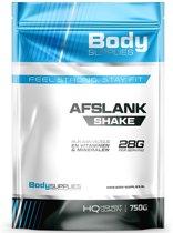 Afslank Shake 750gr Vanille
