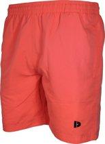 Donnay Zwemshort lang - Sportshort - Heren - Maat L - Fresh Orange