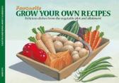 Salmon Favourite Grow Your Own recipes
