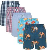 DEAL boxershorts mixed 5-pack