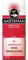 Natterman Bronchicum Extra Sterk Siroop 200 Ml