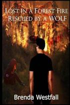 Lost in a Forest Fire Rescued by a Wolf