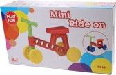 Playfun Mini Loopfiets - Loopfiets - Jongens en meisjes - Multicolor