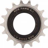 Acs Freewheel 20t 1/2 X 3/32 Inch Zwart/grijs
