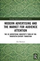 Modern Advertising and the Market for Audience Attention