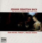 The Six Flute Sonatas Bwv 1030-1035