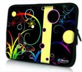 Laptophoes 13,3 artistiek design - Sleevy