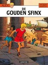 Alex 002 De gouden sfinx