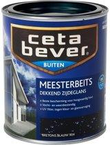 Cetabever Dekkende Meesterbeits - 0,75 liter - Bretonsblauw