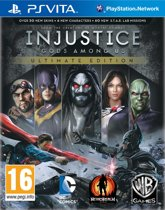 Injustice: Gods Among Us - Game of the Year Edition - PS Vita