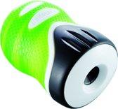 Clean Grip potloodslijper 1-gaats - groen