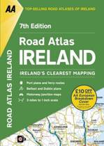 Ireland AA Road Atlas