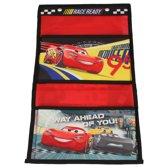 Cars Opbergzak voor aan de Muur 26x47x1cm | Wandorganizer voor Slaapkamer | Organiser voor Speelgoed en Spullen Kinderen