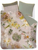 Oilily Knitted Rose - Dekbedovertrek - Eenpersoons - 140x200/220 cm + 1 kussensloop 60x70 cm - Multi