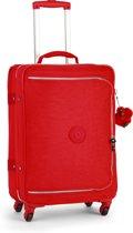 Kipling Cyrah S Handbagagekoffer 55 cm Vibrant Red