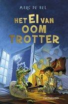 Boek cover Het ei van oom trotter van Marc de Bel (Hardcover)