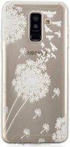 Samsung Galaxy A6 Plus TPU Hoesje Dandelion