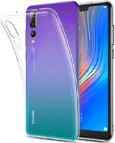 Huawei P30 Pro hoesje - Soft TPU case - transparant