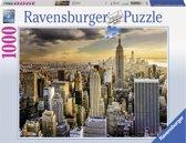 Ravensburger puzzel Grand New York - Legpuzzel - 1000 stukjes