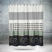 Roomture - douchegordijn - Exentric- 120 x 200