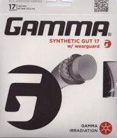 Gamma Synthetic Gut 17 w/wearguard, Black