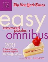 The New York Times Easy Crossword Puzzle Omnibus Volume 14