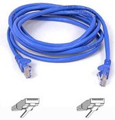 Belkin A3L791B01M - UTP Patch kabel - Cat.5e / 1 meter / Blauw