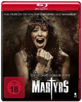 Martyrs (2015) (blu-ray) (import)