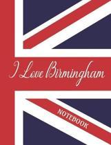 I Love Birmingham - Notebook