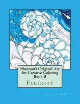 Shannon's Original Art for Creative Coloring Book 8