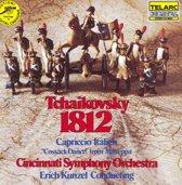 Tchaikovsky: 1812 Overture, etc / Kunzel, Cincinnati SO