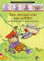 Strips voor beginnende lezers - Een verhaal met een staart