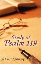Study of Psalm 119