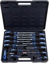 KS Tools Philips & sleufkopschroevendraaier set (13 stuks)