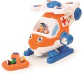 WOW Toys Coastguard Carl - Helicopter