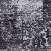 Patchwork Vloerkleed Antraciet Grijs | 200 x 290 cm