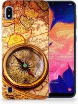 Samsung Galaxy A10 TPU Hoesje Design Kompas