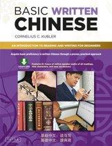 Omslag van 'Basic Written Chinese'