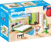 Afbeelding van PLAYMOBIL Slaapkamer met make-up tafel  - 9271 speelgoed