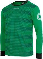 Stanno Tivoli Keeper Shirt Sportshirt performance - Maat 164  - Unisex - groen