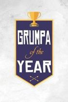 Grumpa Of The Year