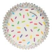 FunCakes Cupcake Vormpjes Muffin Vormpjes Papier Sprinkles pk/48